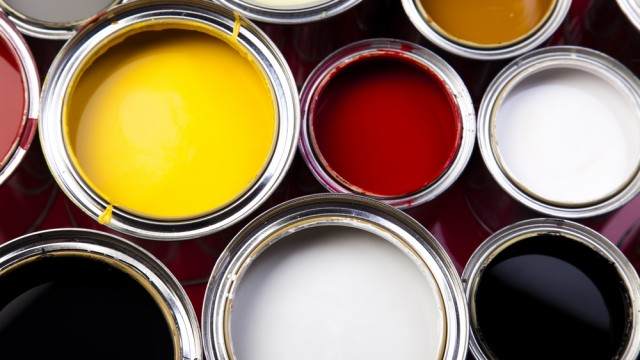 Manufacturing stocks for 2014 - paints